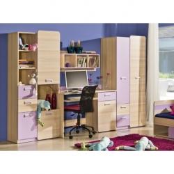 Vaikų kambario komplektas Lorento I