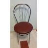 Kėdė metalinis atlašas