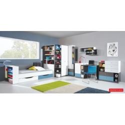 Vaiko kambario baldų komplektas TABLO A