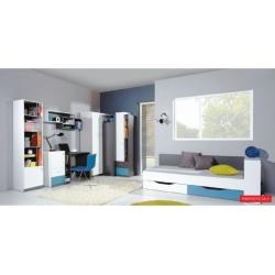 Vaiko kambario baldų komplektas TABLO C