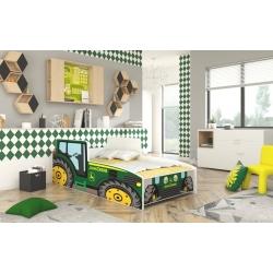 Lova Tractor Green