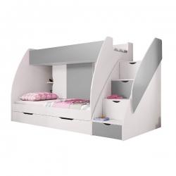 Dviaukštė lova Marcinek
