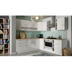 Virtuvės komplektas Tiffany B Kampinis