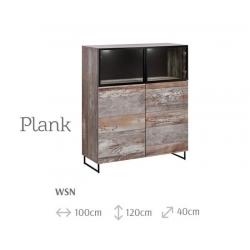 Vitrina Plank WSN