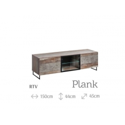 TV spintelė Plank