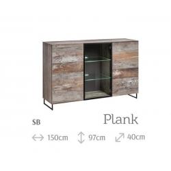 Komoda Plank SB