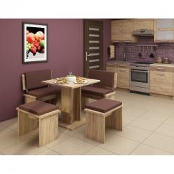 Virtuvės baldų komplektas Bond I