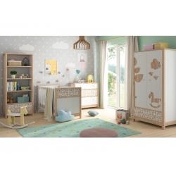 Vaikų kambario komplektas Timon