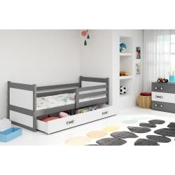 Vaikiška lova Rico - Grafit