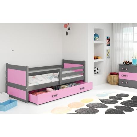 Vaikiška lova Rico - Balta