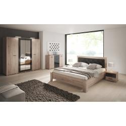 Miegamojo baldų komplektas Bari