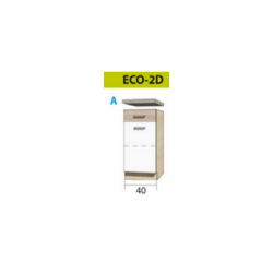 ECONO pastatoma spintelė ECO-2D