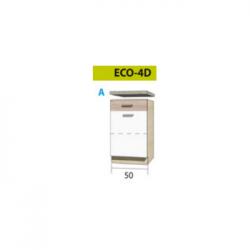 ECONO pastatoma spintelė ECO-4D