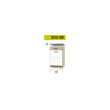 ECONO pastatoma spintelė ECO-3D