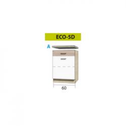 ECONO pastatoma spintelė ECO-5D