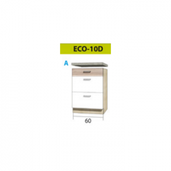ECONO pastatoma spintelė ECO-10D