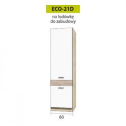 ECONO pastatoma spintelė šaldytuvui ECO-21D