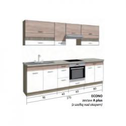 ECONO virtuvinis komplektas A plus