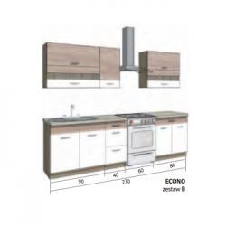 ECONO virtuvinis komplektas B