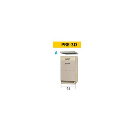 PREMIO pastatoma spintelė PRE-2D