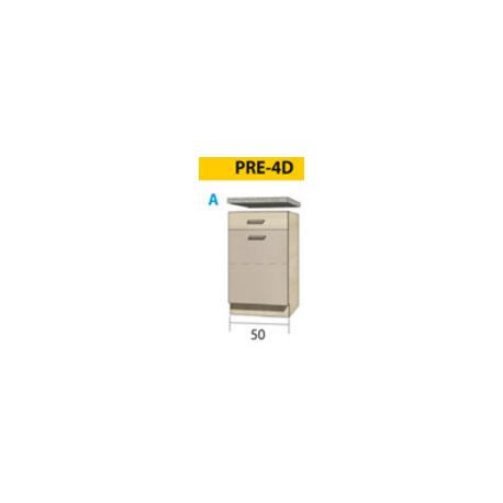 PREMIO pastatoma spintelė PRE-3D