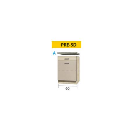 PREMIO pastatoma spintelė PRE-4D