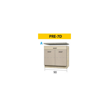 PREMIO pastatoma spintelė PRE-6D