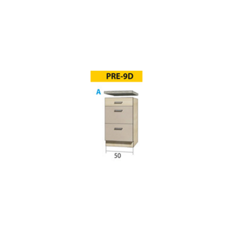 PREMIO pastatoma spintelė PRE-8D