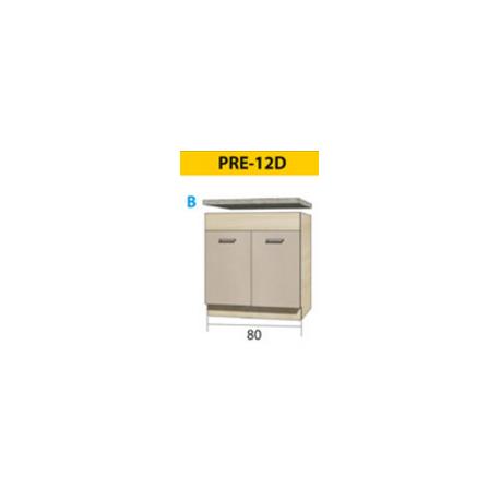 PREMIO pastatoma spintelė kriauklei PRE-11D
