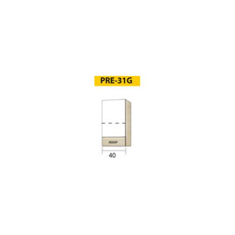 PREMIO pakabinama spintelė PRE-30G