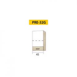 PREMIO pakabinama spintelė PRE-32G