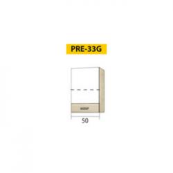PREMIO pakabinama spintelė PRE-33G
