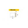 PREMIO pakabinama spintelė PRE-34G