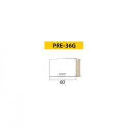 PREMIO pakabinama spintelė PRE-36G