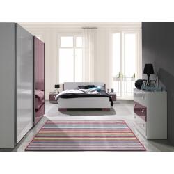 Miegamojo baldų komplektas Lux