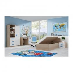 Vaikų kambario komplektas Smyk II
