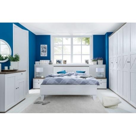 Miegamojo baldų komplektas Stockholm