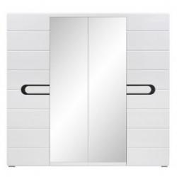 Keturių durų spinta BYRON SZF2D2L