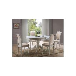 Išskleidžiamas pietų stalas OLIVIA BIANCO