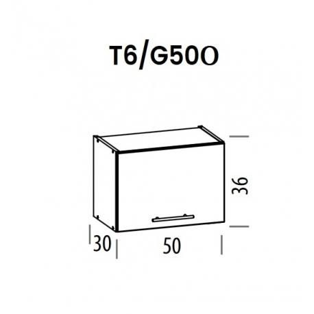 Pakabinama spintelė Tiffany T6/G50o