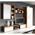Korpusiniai svetainės baldai Samba