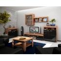 Korpusiniai svetainės baldai Max