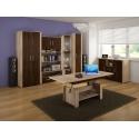 Korpusiniai svetainės baldai Notti