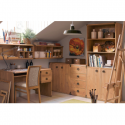 Korpusiniai svetainės baldai Indiana