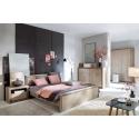Miegamojo baldų komplektas Koen 2