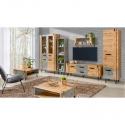 Korpusiniai svetainės baldai Lofter