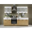 Virtuvės spintelių kolekcija Semi Line