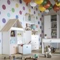 Vaikų kambario kompletas ELMO